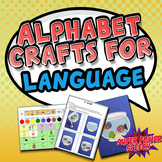 Alphabet Crafts for Language