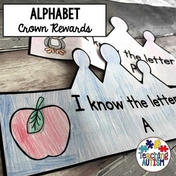 Alphabet Crown Rewards