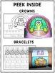 Crowns and Bracelets - Zoo Theme Alphabet