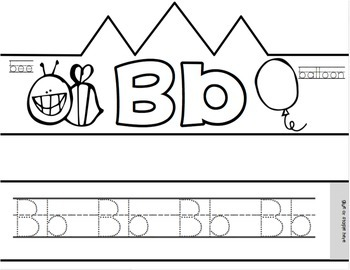 Alphabet Crowns: A Fun & Interactive Way to Learn Letters FREE SAMPLE