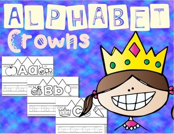 Alphabet Crowns: A Fun & Interactive Way to Learn Letters