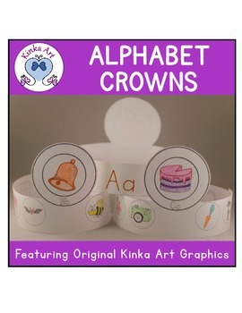 Alphabet Crowns (Beginning Sounds)