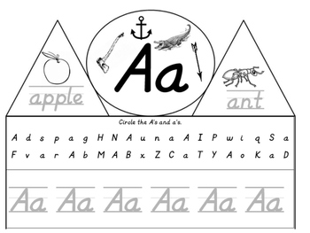 Alphabet Crowns Pack