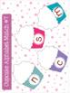 Alphabet - Cupcake Themed File Folder Alphabet Match