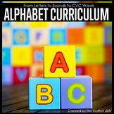 Alphabet Curriculum