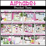 Alphabet Activities Curriculum for Preschool