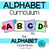 Alphabet Curriculum: The Alphabet Experience