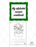 Alphabet Cursive Workbook (Standard level)