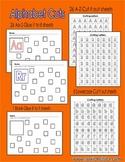 Alphabet Cut & Paste Worksheets