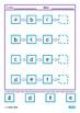 Alphabet Cut & Paste Worksheets, Autism, Special Education