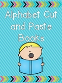 Alphabet Cut and Paste Books