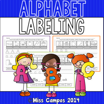 Alphabet Labeling