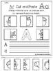 Alphabet Cut and Paste Set 2