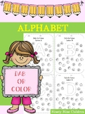 Alphabet DAB or Color