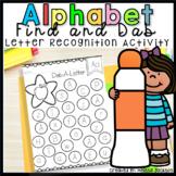 Alphabet Dab-A-Letter