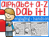 Alphabet Dab It!