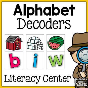Alphabet Decoders