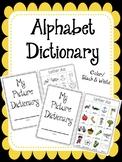 Alphabet Dictionary