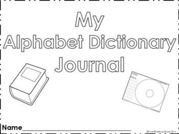 Alphabet Dictionary Center