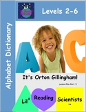 Alphabet Dictionary Kit (OG)