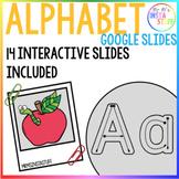 Alphabet Digital Learning Google Resource - Letter A