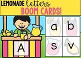 Alphabet Digital Task Cards Distance Learning | Boom Cards™