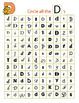 Alphabet Discovery A-Z (color)