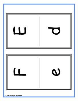 Letter Dominoes