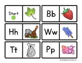 Alphabet Beginning Sound Dominoes