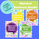 Alphabet Dominoes Bundle