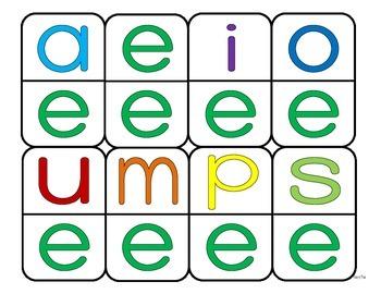 Alphabet Dominoes: Lowercase Letter Match (Spanish)