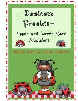 Alphabet Dominoes Freebie