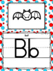 Alphabet Doodle Posters in a Dr. S Inspired Theme
