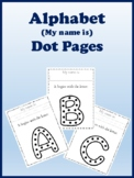 Alphabet Dot Pages