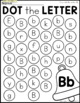 Alphabet Letter Identification Printables {Now I Know My ABC's Series}