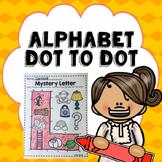 Alphabet Dot to Dot