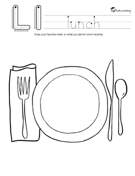 Alphabet Drawing Prompts A-Z