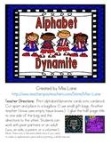 Alphabet Dynamite Game