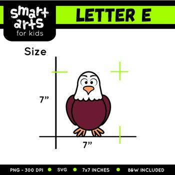 Alphabet E Clip Art