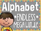 Alphabet ENDLESS MEGA Bundle