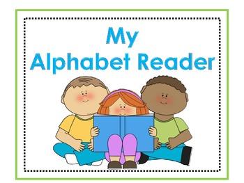 Alphabet Early Reader Book