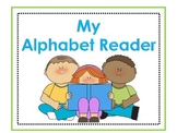 Alphabet Early Reader Book
