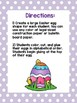 Alphabet Easter Eggs Freebie