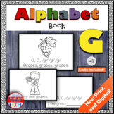Alphabet Book Letter G