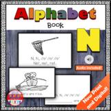 Alphabet Book Letter N