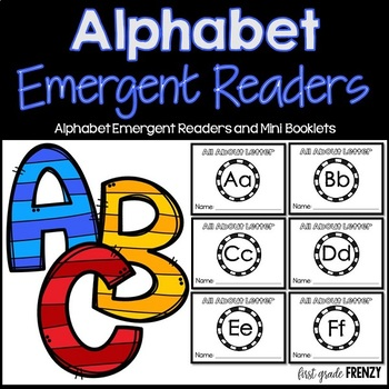 Alphabet Emergent Readers