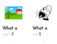 Alphabet Emergent Readers: Beginning Sounds W, Y, Z, Q and U