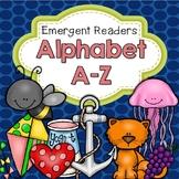 Alphabet Emergent Readers Bundle