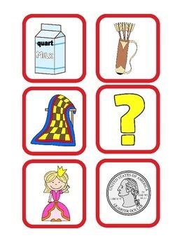 Alphabet Envelopes Qq and Rr