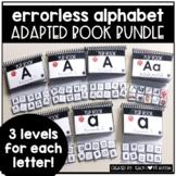 Errorless Alphabet Flip Books with Real Photos BUNDLE